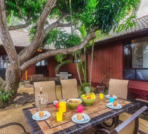 Aloha Nalo photos of home in Waimanalo Rental in Oahu