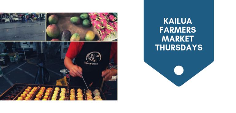 Google Pics of different vendors at Kailua Farmers Market thursday