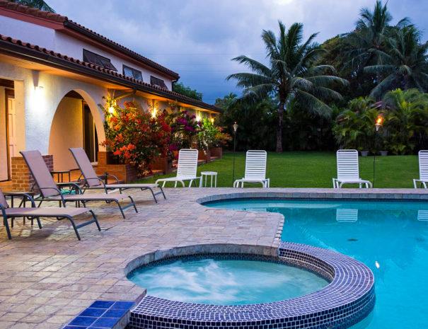 Property Pics of Vacation Pool at Kolea Estates in Kailua, Oah