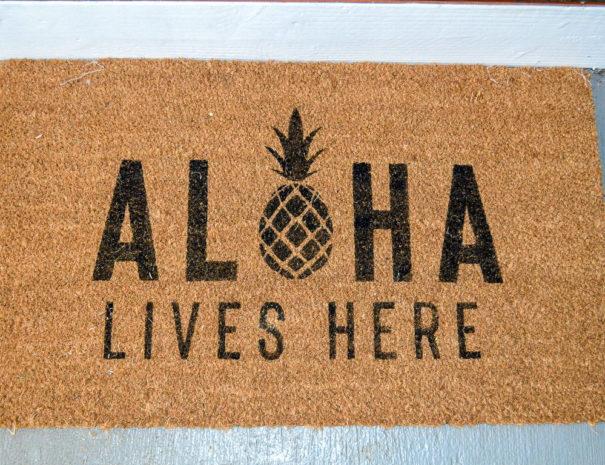 Aloha Lives Here!