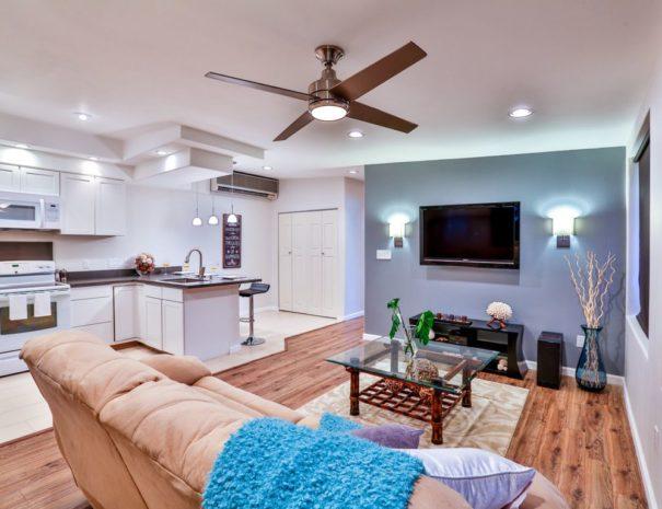 Koolau Hale Living Room